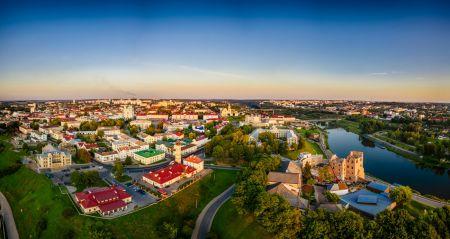 День города в Гродно 2021. Праздничная программа