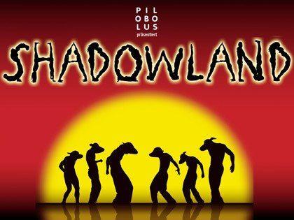 Шоу SHADOWLAND театра теней Pilobolus в Санкт-Петербурге,афиша