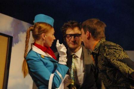 Боинг-Боинг. Ордена «Знак почёта» Русский драматический театр