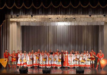 Государственный оркестр Русская удаль