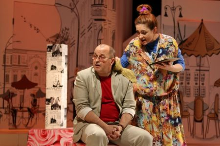 Ох, уж эта Анна! Таганрогский театр им. А.П.Чехова