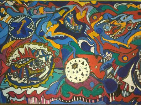 «Калейдоскоп красок». Музей-заповедник «Родина В.И. Ленина»