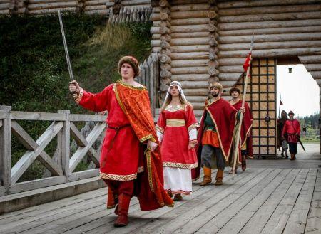 Фестиваль «Билини Древнього Києва» 2021