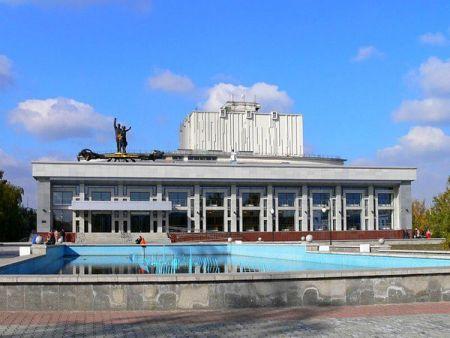Я пришел дать вам волю. Алтайский краевой театр драмы имени В.М. Шукшина