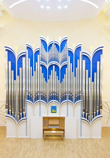 Вечер органной музыки. Белгородская филармония