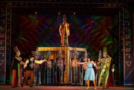 Волшебная флейта. Театр «Зазеркалье»