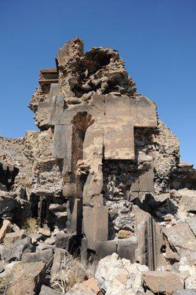 """Выставка """"Ани. Благословенный образ армянской столицы"""""""