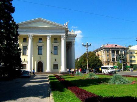 Пан Коцький музична казка. Театр ім. В.Г. Магара