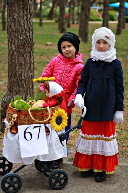 Фестиваль Парад колясок 2018