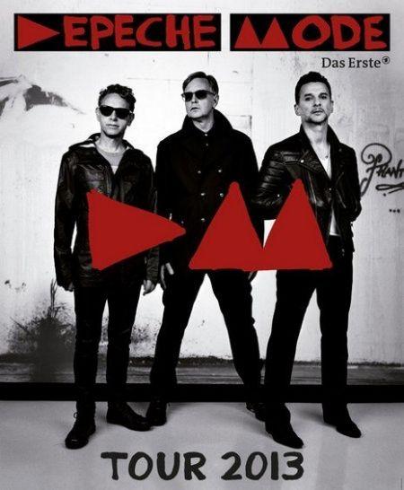 Depeche Mode в Варшаве. 2013