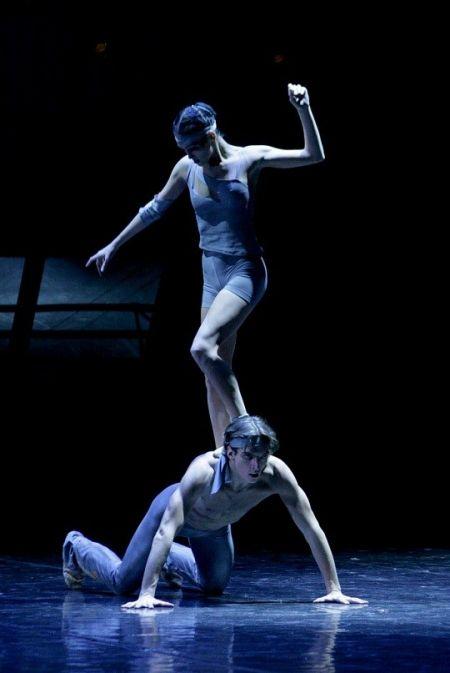 Драматический образ в современной хореографии