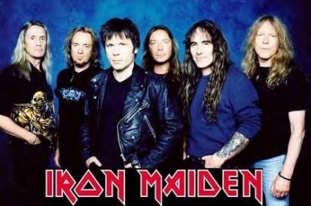 Iron Maiden в Польше. Гданьск.