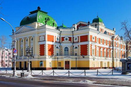 Гоголь/Кафе. Театр им. Н.П. Охлопкова