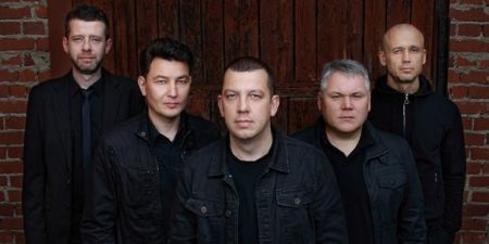 Концерт группы Смысловые Галлюцинации в г. Новосибирск. 2015