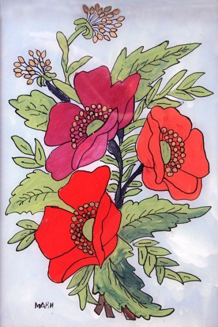 """Выставка """"Цветы рая"""" (1 марта - 1 апреля)"""