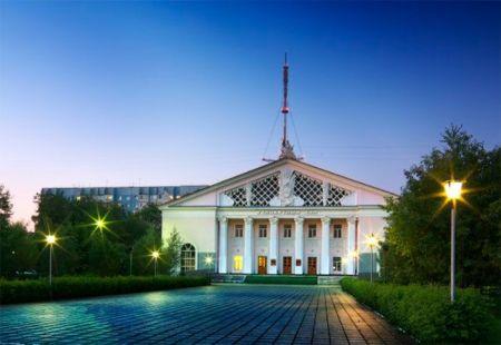 Чудесный вечер. Оренбургская филармония