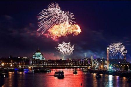 День города Москва 2016. Полная программа праздника