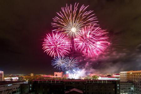 День города в Саратове 2020. Праздничная программа