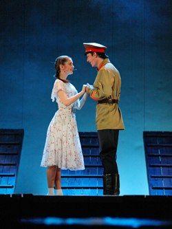 А ЗОРИ ЗДЕСЬ ТИХИЕ... Новосибирский музыкальный театр