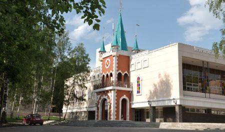 Гуси-Лебеди, или Привередница. Ижевский театр кукол