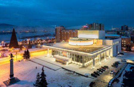 Мама. Красноярский театр оперы и балета