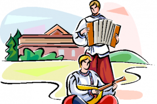 Играй гармонь, звените струны. Татарская филармония