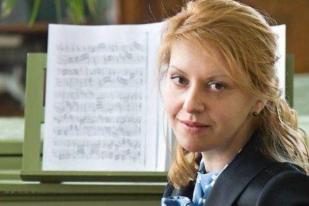 Наталія Сікорська. Львівський органний зал