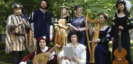 Осень средневековья. Новосибирская филармония