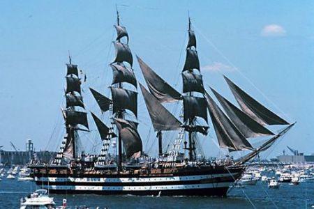 """Регата """"The Tall Ships Races 2013"""" Афиша"""