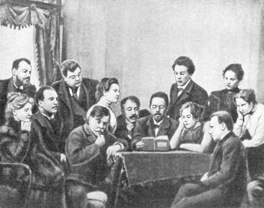 Культурная жизнь Ялты на рубеже XIX - XX веков