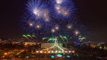 День города в Алматы (Алма-Ата) 2021. Праздничная программа