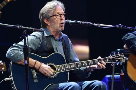Eric Clapton в Санкт-Петербурге