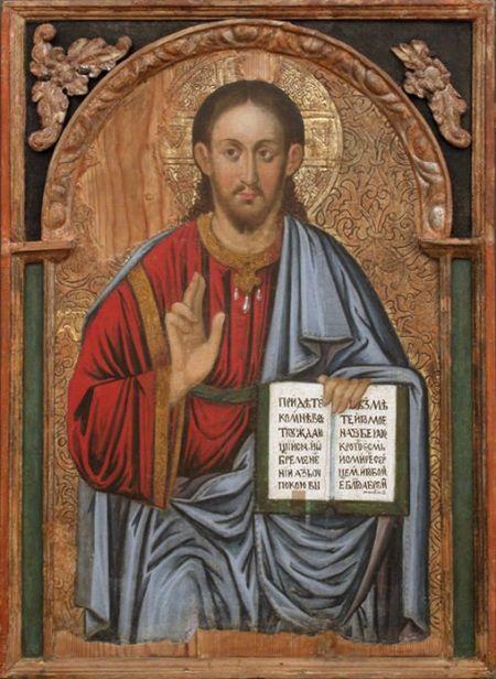 Выставка трех икон из собраний крупнейших музеев Беларуси (31 июля - 28 августа)