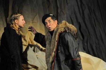 Спектакль РИЧАРД III в оренбургском драматическом театре