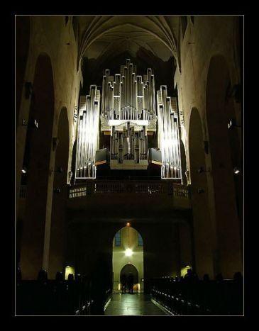 Концерт «Музыка для хора и органа» в Новосибирской государственной филармонии