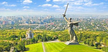 День города в Волгограде 2019. Программа праздника