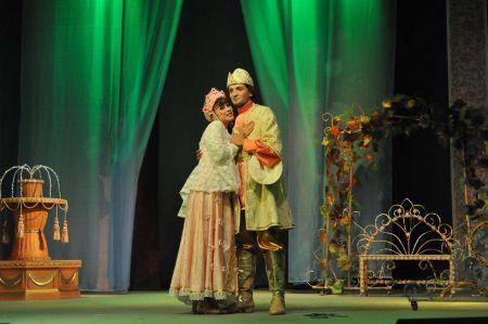 Аленький цветочек. Русский театр драмы имени М. Горького