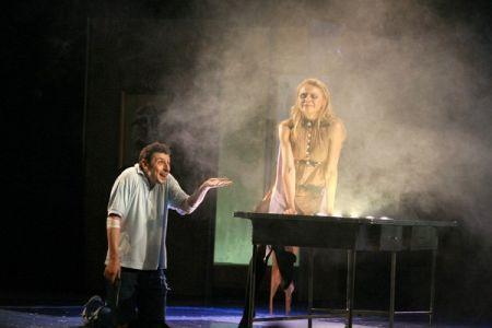 эмпти трэш в молодом театре киев