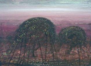 Выставка живописи Гавриила Ващенко «Тайна ночи»(20 июня - 4 августа)