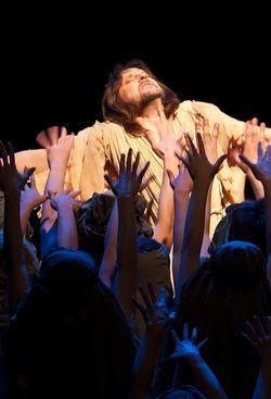 Иисус Христос-суперзвезда. Пермская филармония