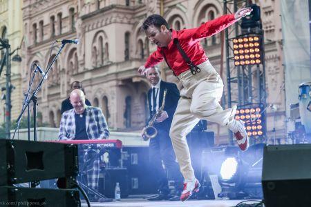 Фестиваль социального танца 2017