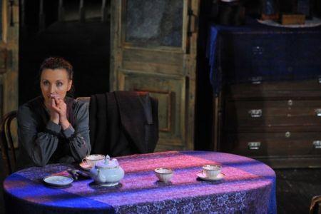 Спектакль Поздняя любовь. Омский государственный академический театр драмы