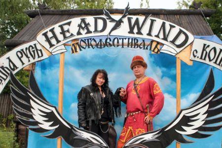 Мотофестиваль «Heady wind» 2019. Афіша Парк Київська Русь