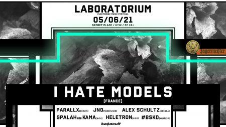Фестиваль Laboratorium 2021