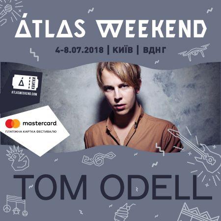 Tom Odell в Киеве
