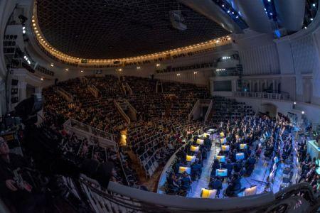Праздничный Гала-концерт. Московская филармония