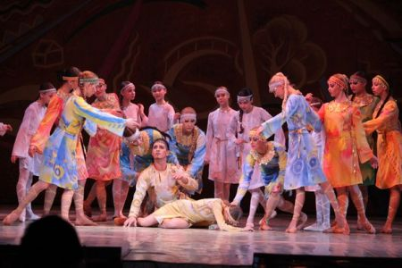 Балет САРПИГЕ. Чувашский государственный театр оперы и балета