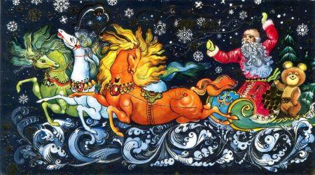Елки 2019 в Могилёве и новогодние праздники