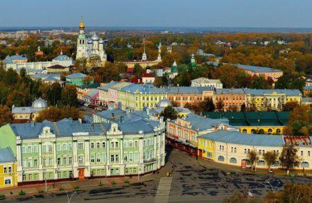День города в Вологде 2021. Праздничные мероприятия