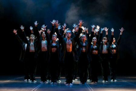ОТКРЫТИЕ СЕЗОНА в Театральном зале. Балет Евгения Панфилова. Московский дом музыки